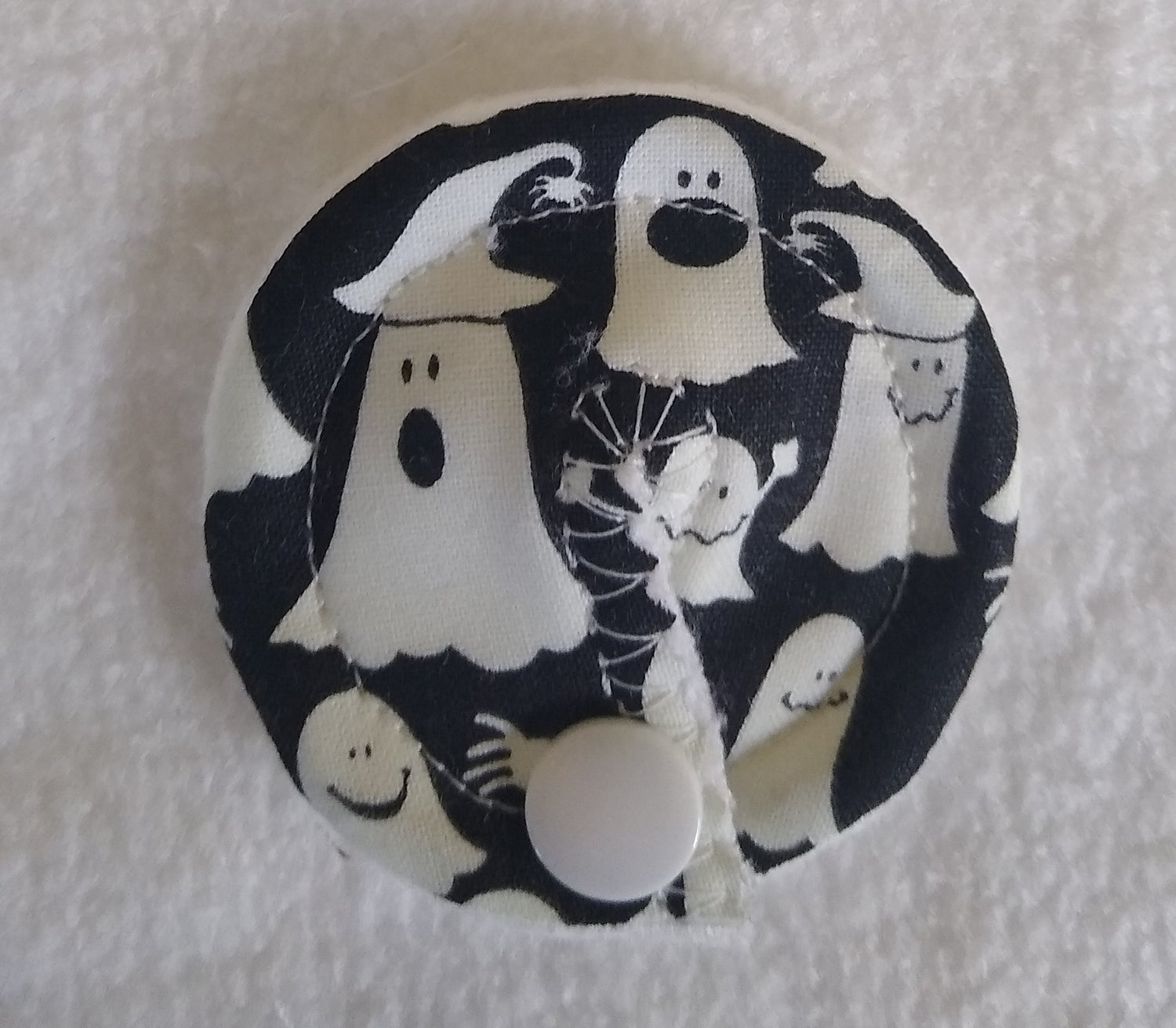 Image of Halloween Glow in the Dark Tubie Pads!