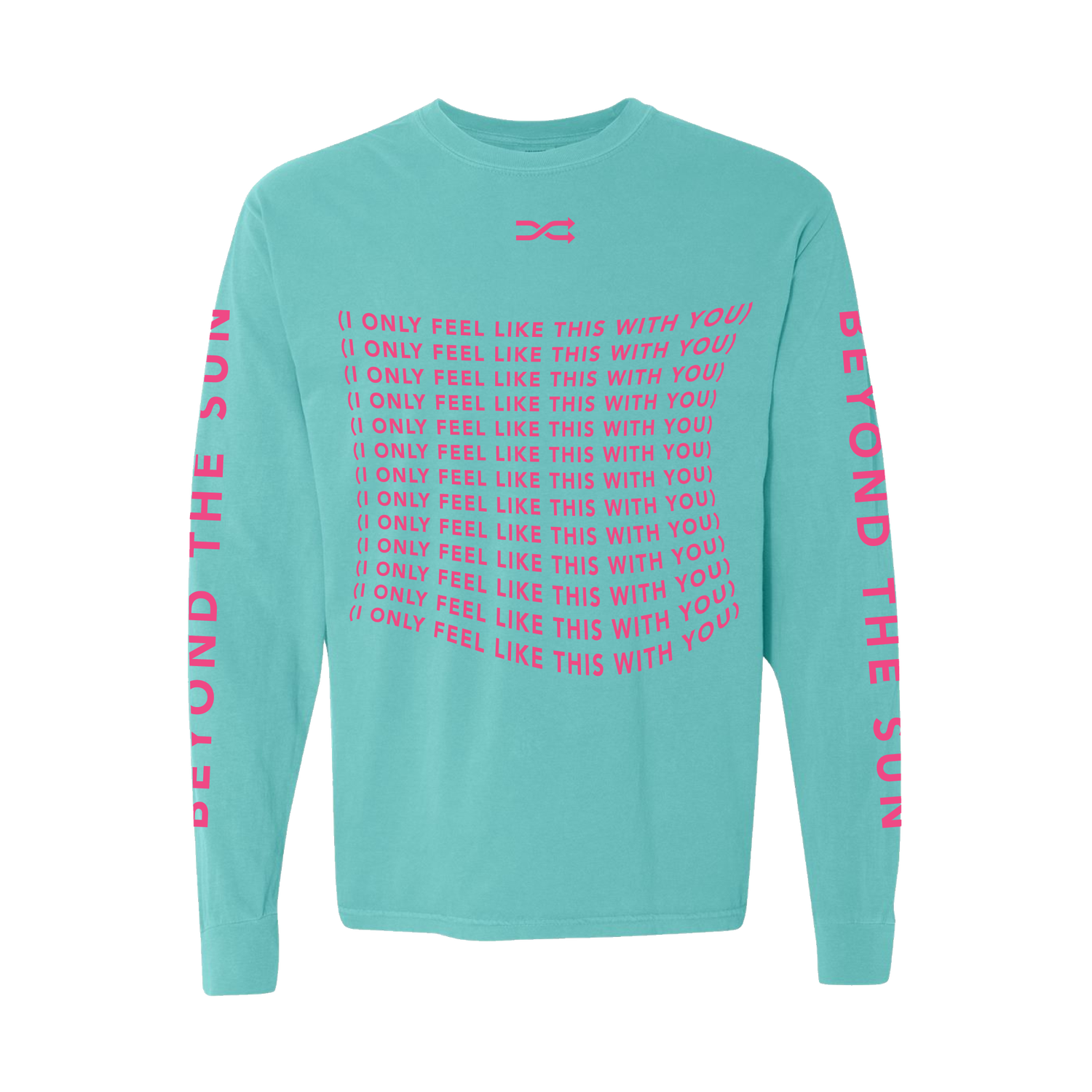 Image of I ONLY FEEL L/S T-SHIRT