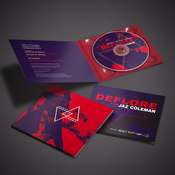 Image of Deflore and Jaz Coleman - Party In The Chaos - Cd Digipak