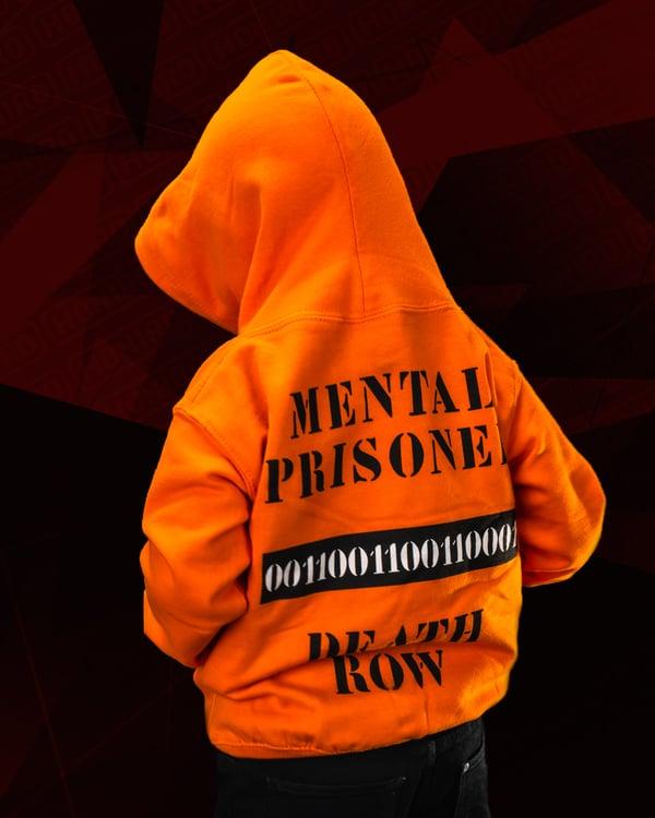 MOSTRO - FELPA MENTAL PRISONER BABY - HONIRO STORE