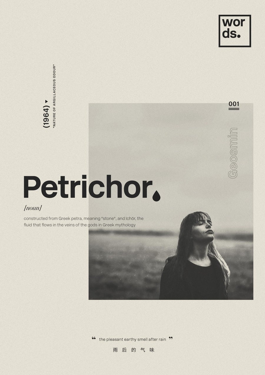 Image of Petrichor