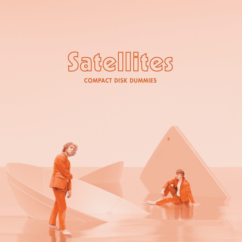 "Image of Satellites EP (12"")"