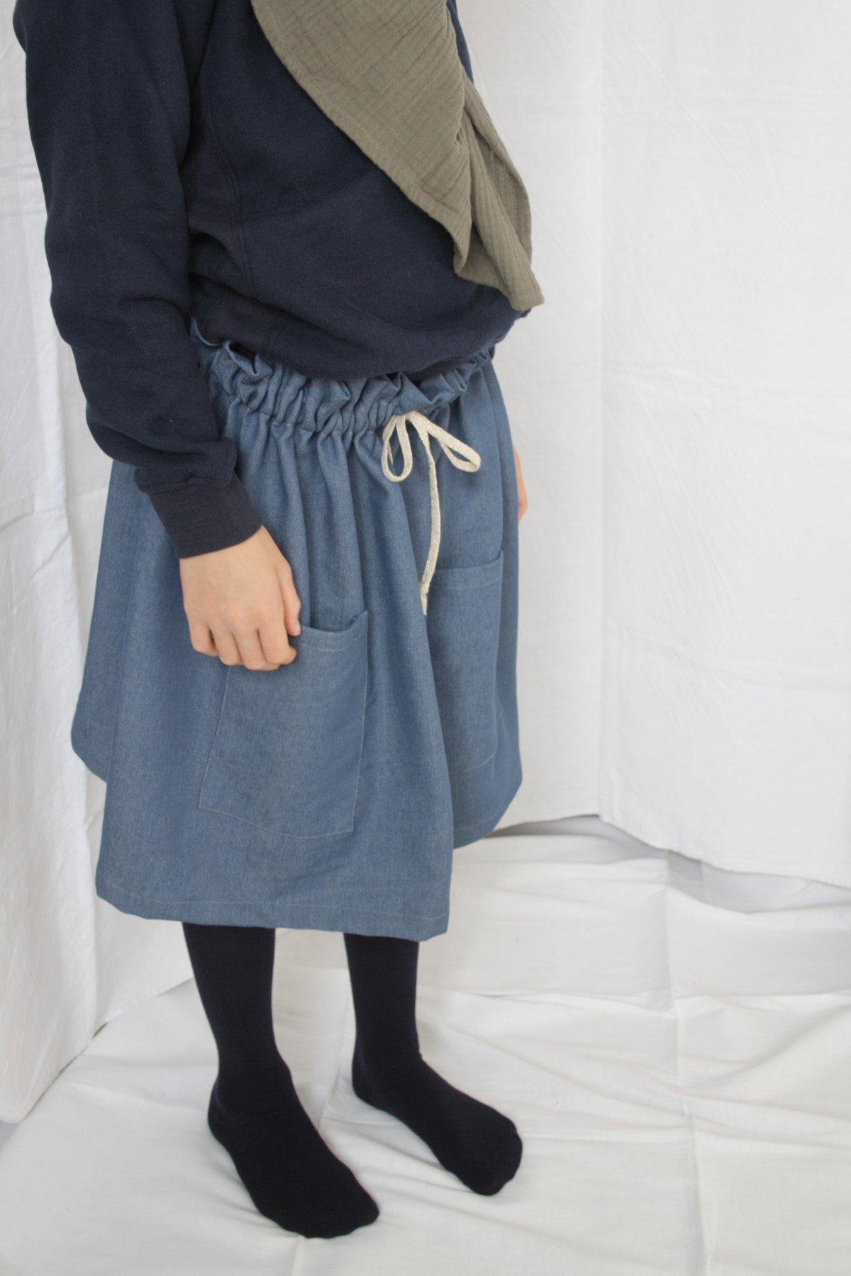 Market Skirt-jeans