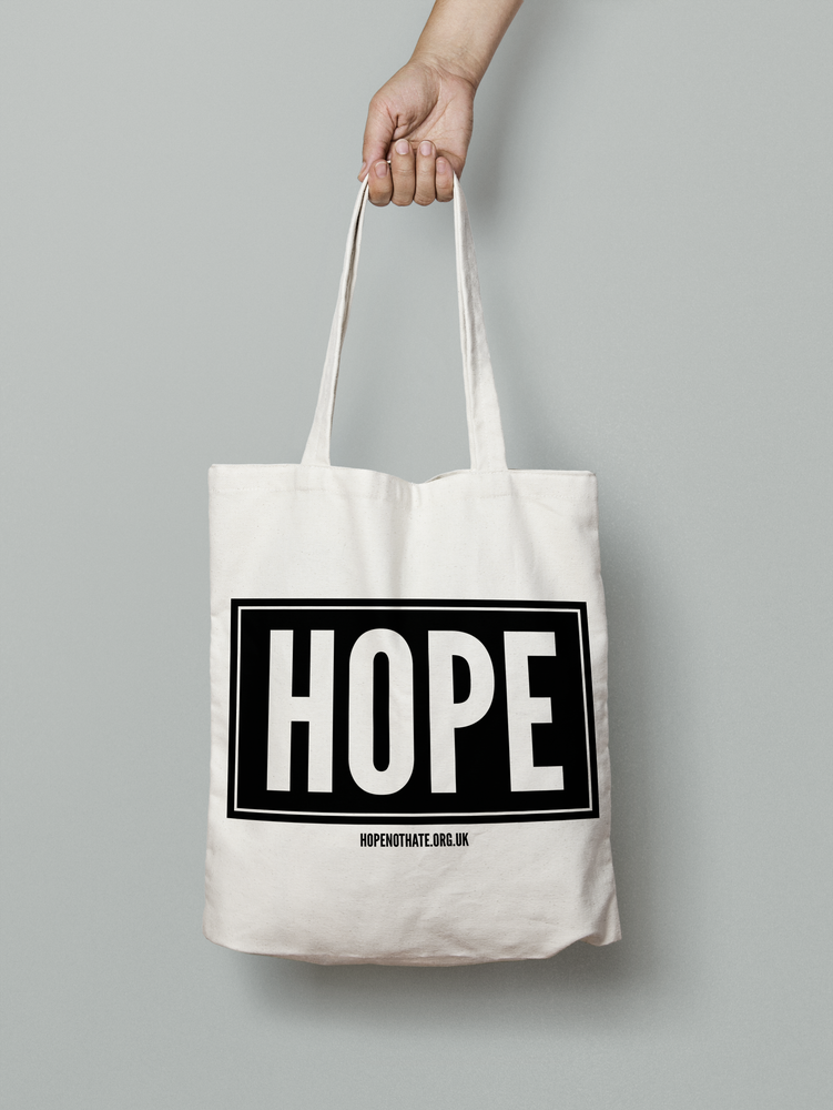 Image of HOPE tote bag