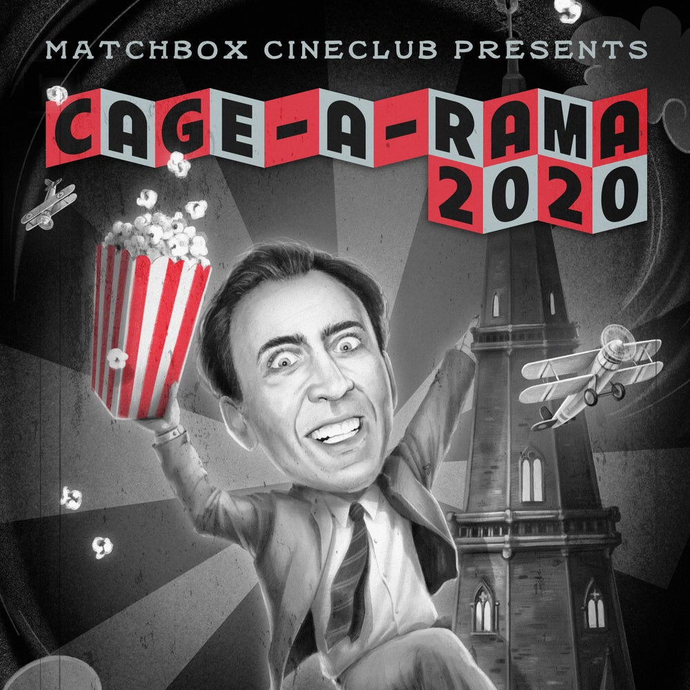 Matchbox 20 Tour 2020.Cage A Rama 2020
