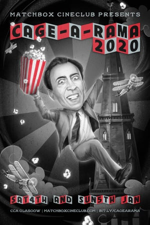 Image of Cage-a-rama 2020