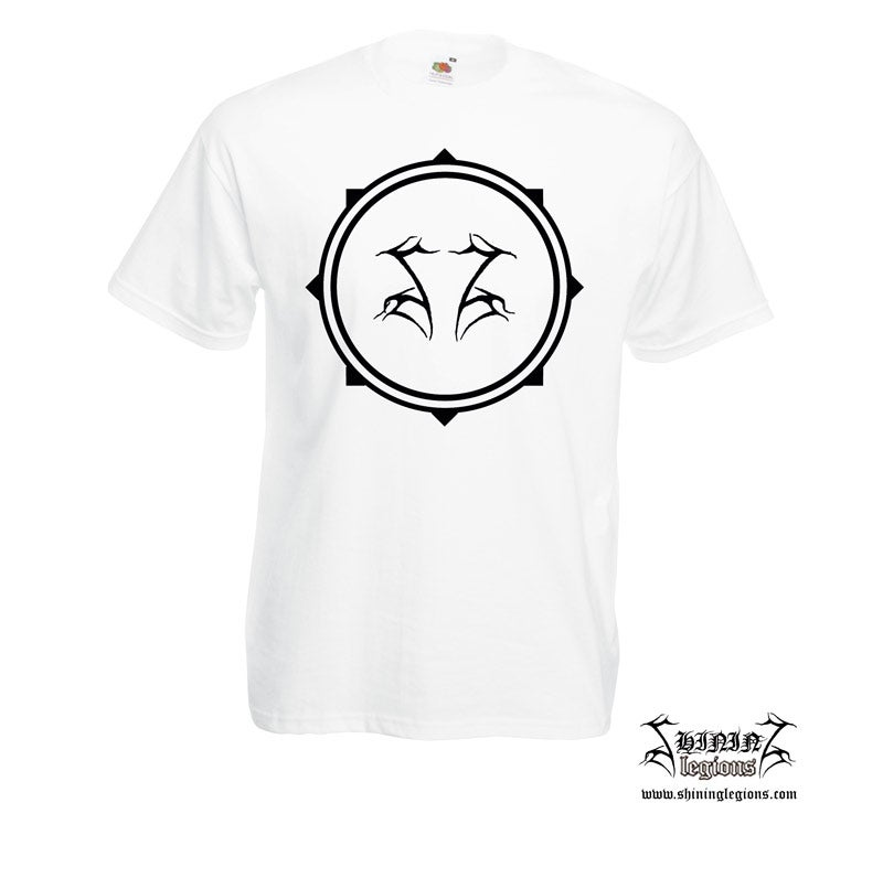 "Image of Shining ""SG Symbol White"" T-Shirt"