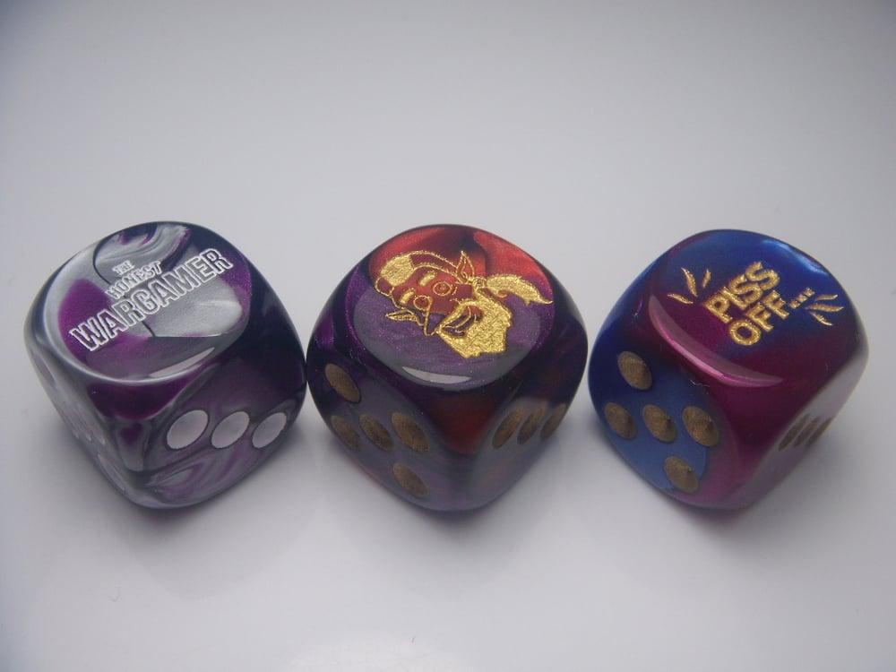 Image of THWG dice