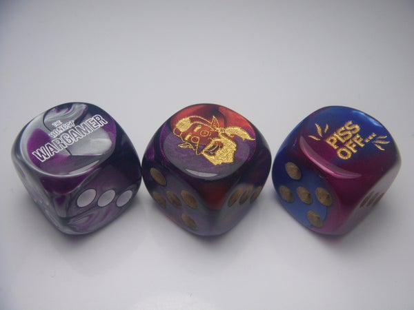 Image of THWG dice