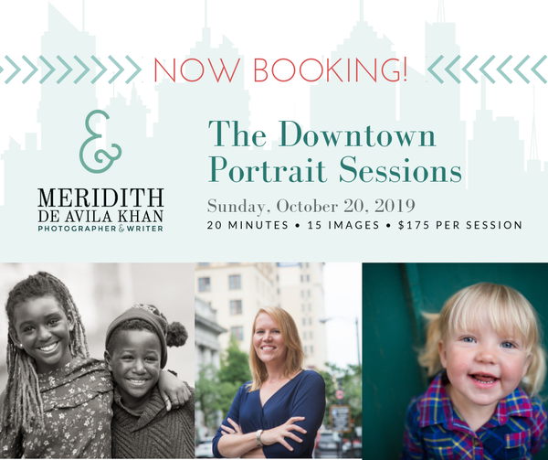 Image of Downtown Portrait Sessions - Fall 2019