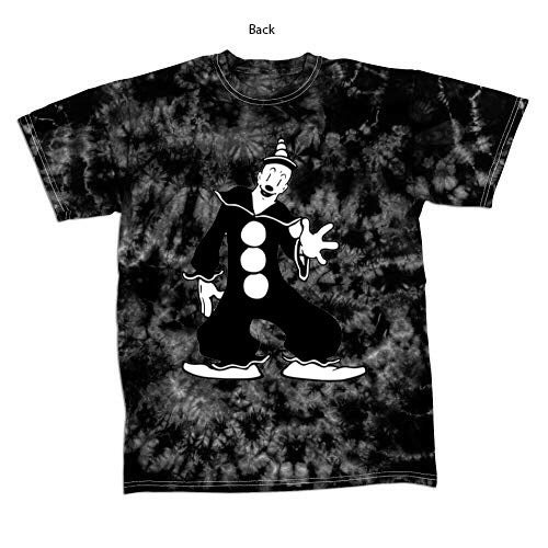 Image of Koko The Clown Tie Dye Shirt