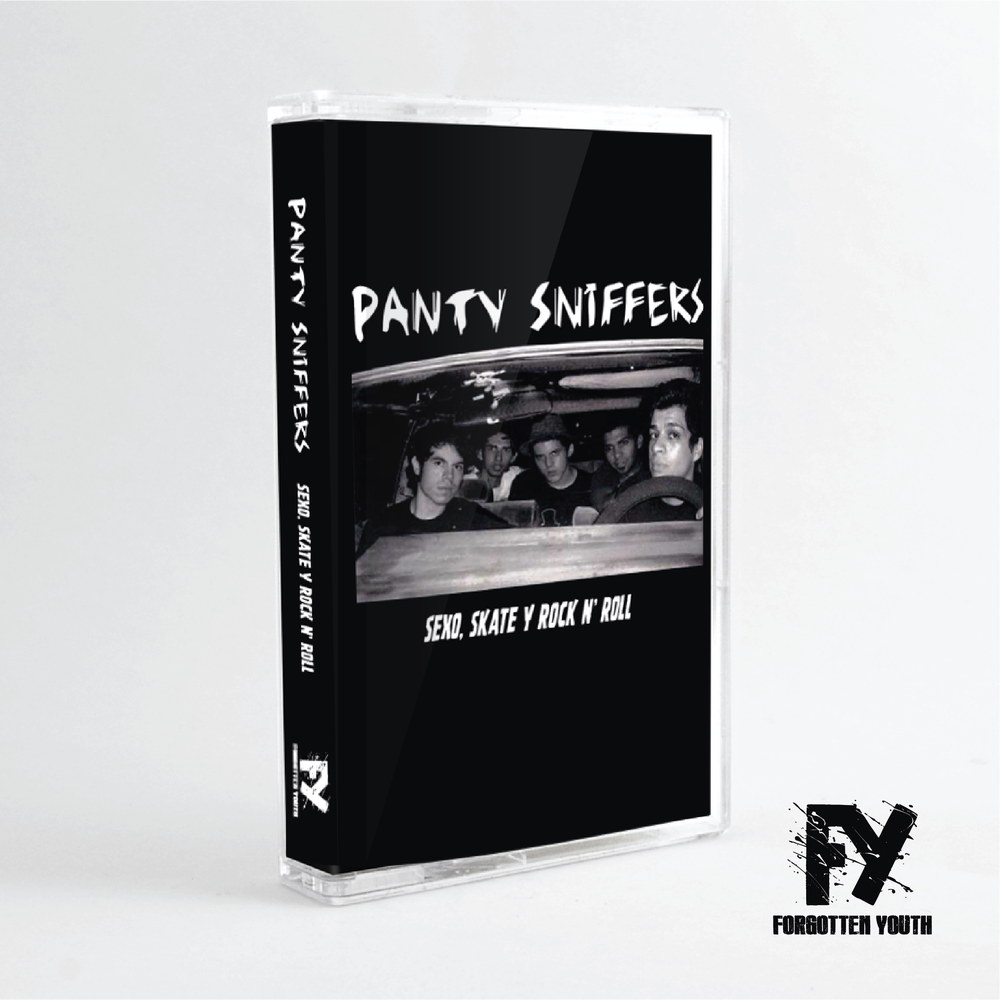 "Image of The Panty Sniffers - ""S.S.R."" cassette tape"