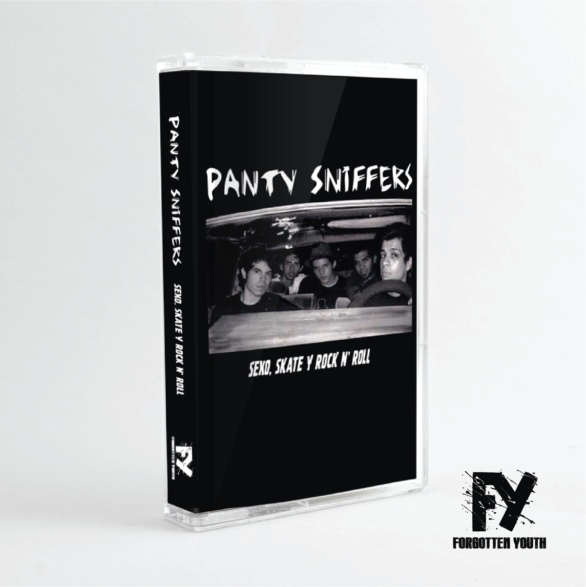 """Image of The Panty Sniffers - """"S.S.R."""" cassette tape"""