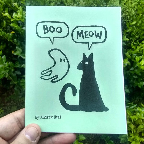 Image of BOO / MEOW
