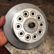 Image of VintageChop Harley big twin pressure plate removal tool