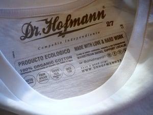 "Image of ""RETRO HELMET - Organic cotton - White"
