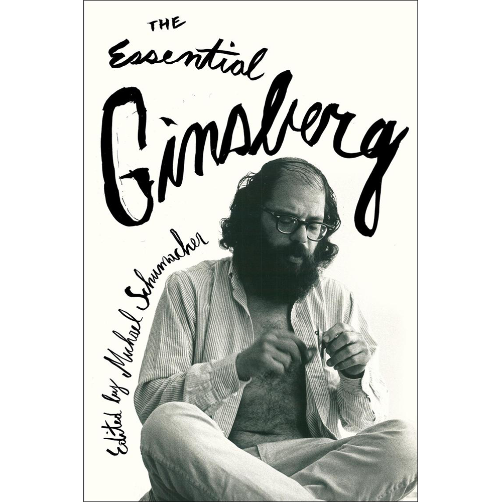 Image of Allen Ginsberg - The Essential Ginsberg