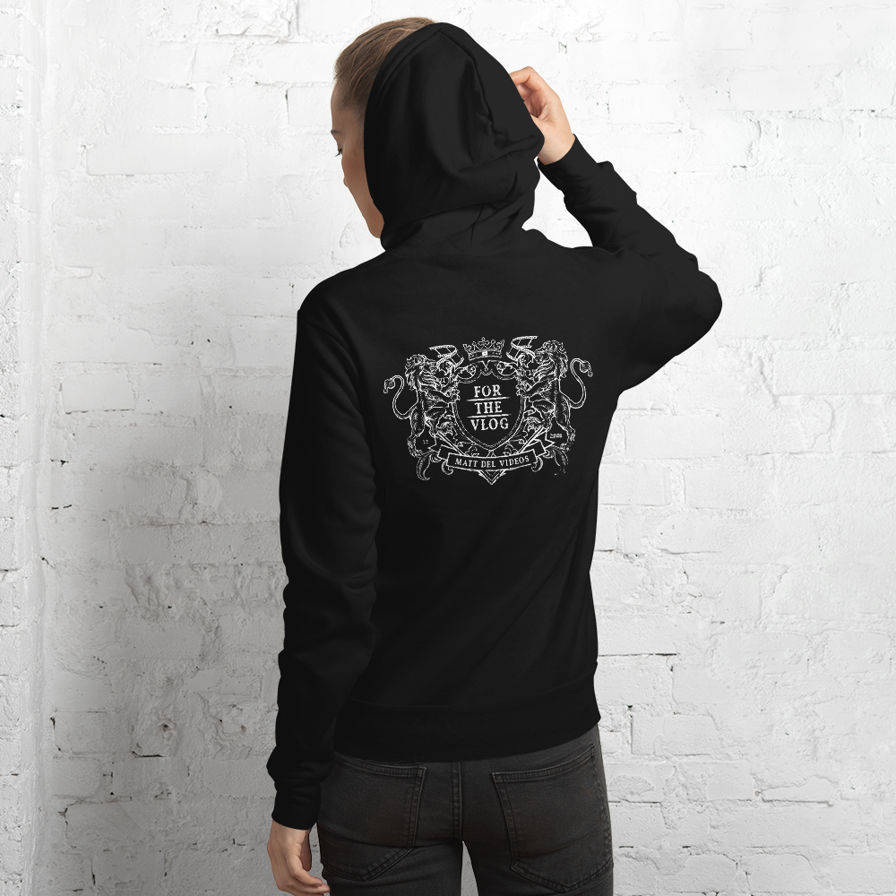Image of MDV - FOR THE VLOG! Sweater Unisex