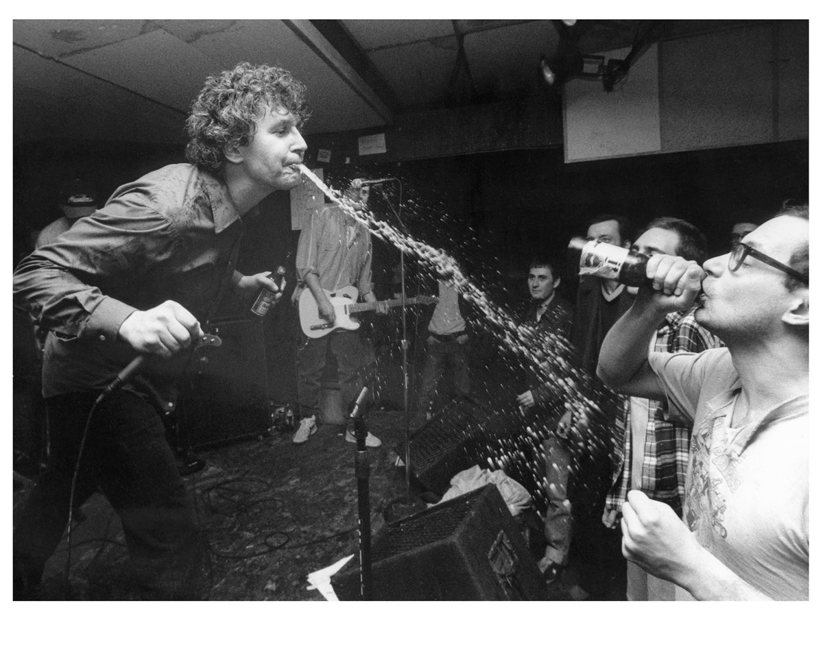 Image of Guided By Voices 1994 concert photo #1