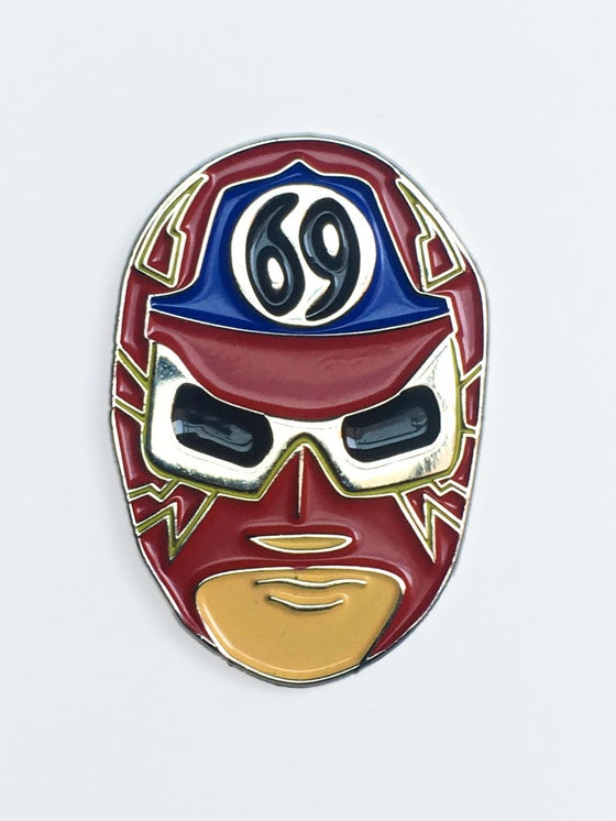 Image of EL Bombero Pin
