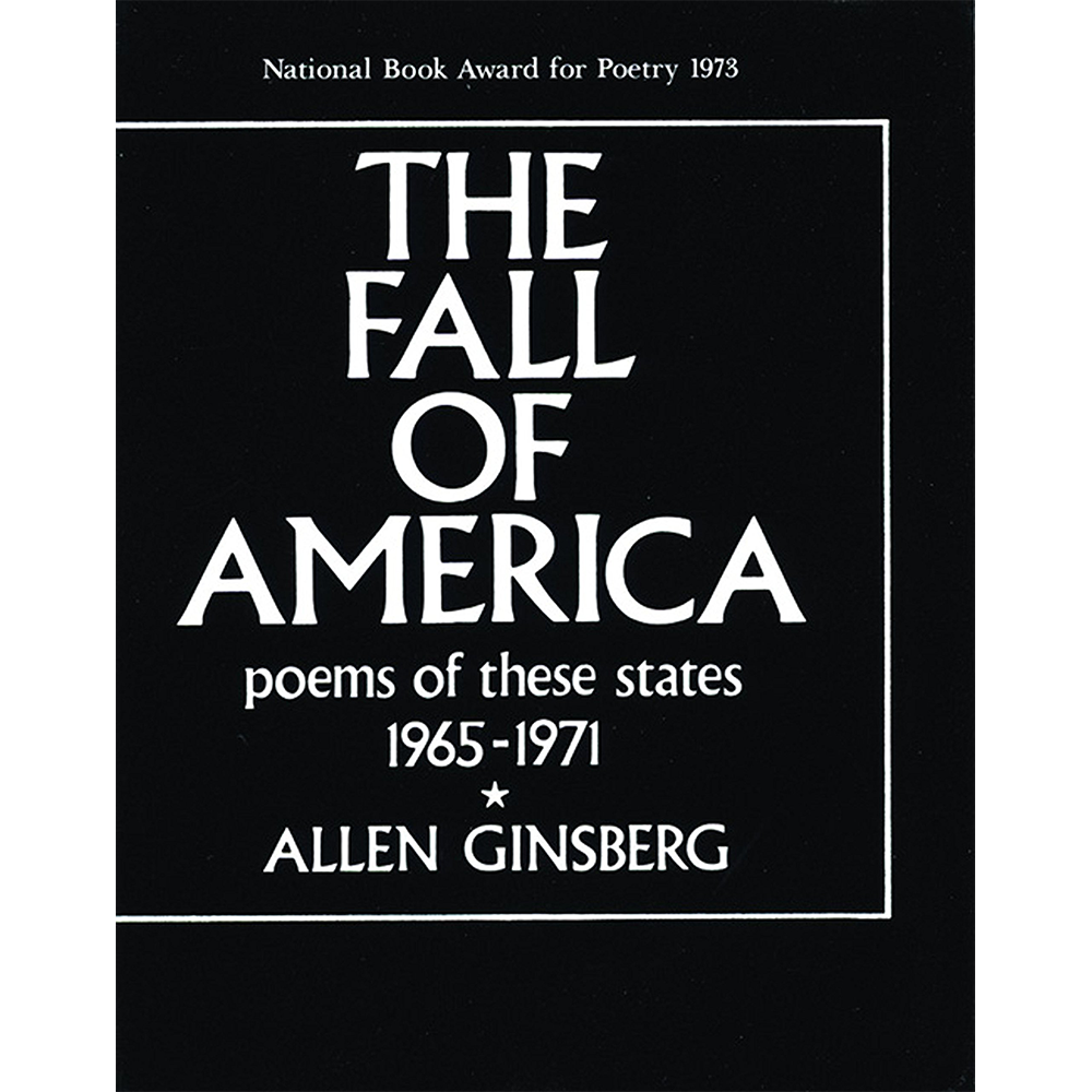 Image of Allen Ginsberg - The Fall of America