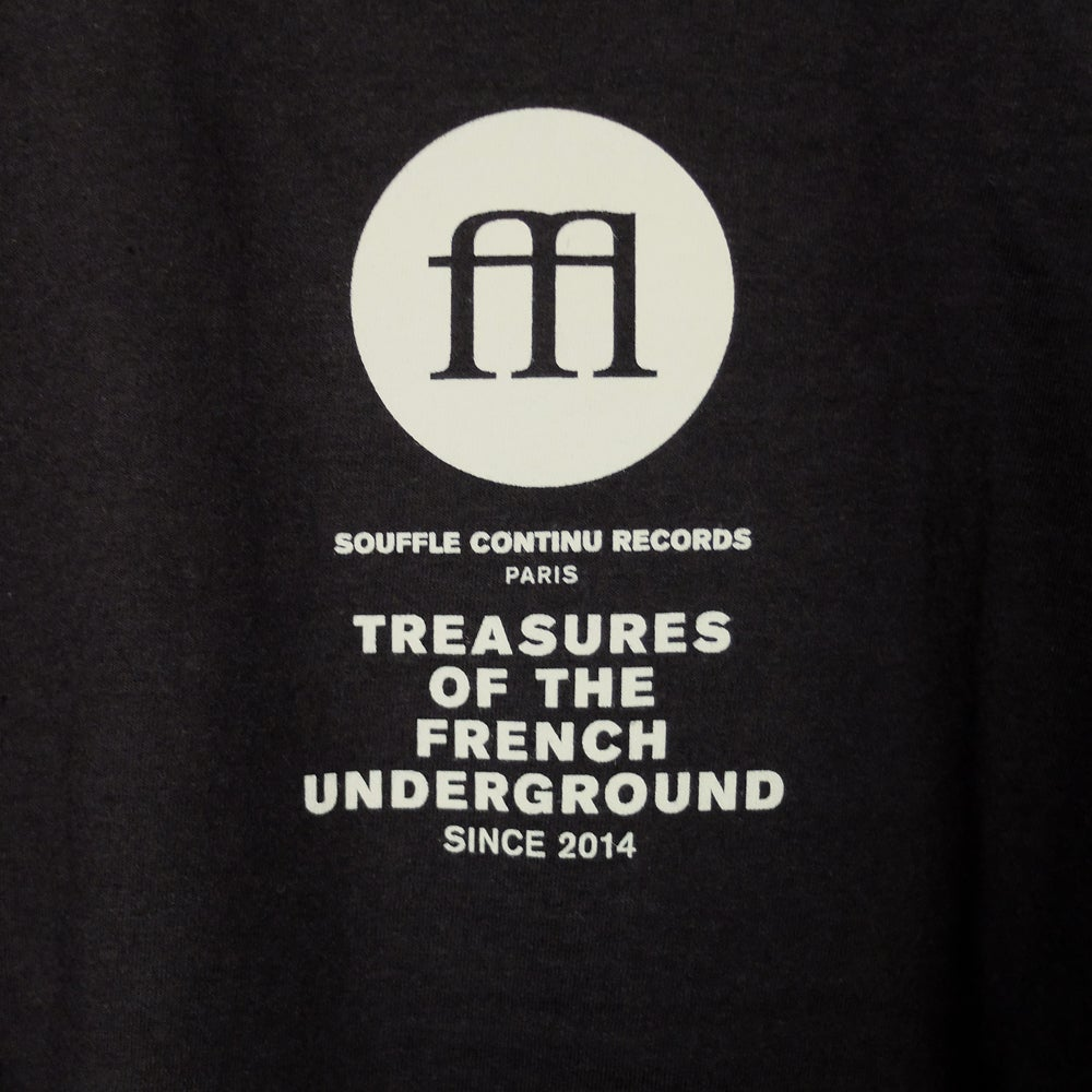 Image of TREASURES OF THE FRENCH UNDERGROUND T-SHIRT