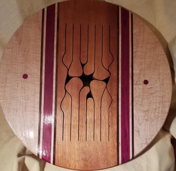 Image of 066 Wood Tongue Drum