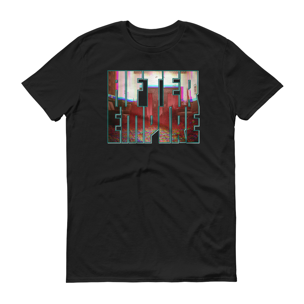 Image of pOP sHIRT - A gLITCH iN tHE oVERLOOK