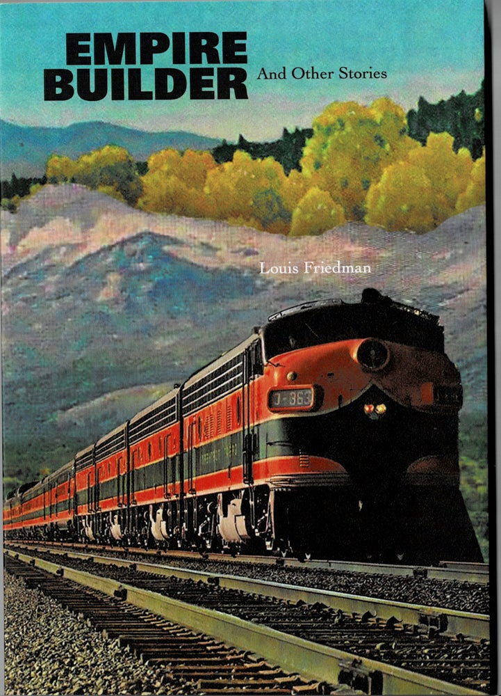 Image of Empire Builder, by Louis Friedman
