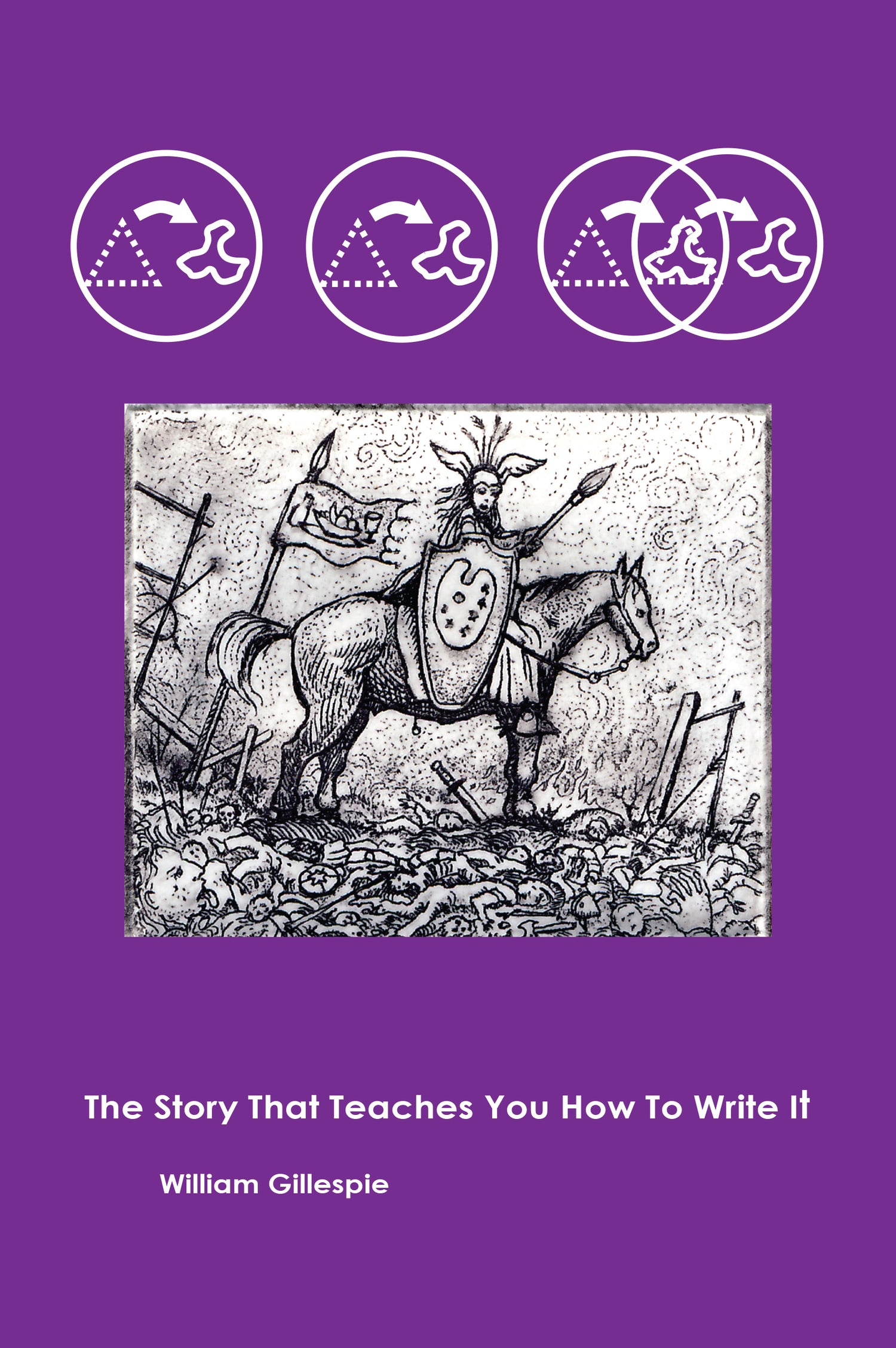 Image of The Story That Teaches You How To WrIte It, by William Gillespie