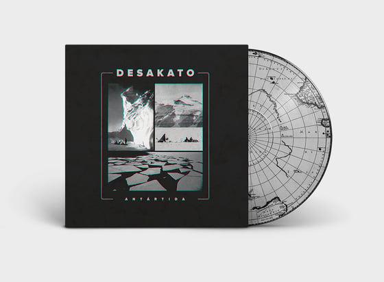 "Image of DF:009 Desakato-""Antártida"""