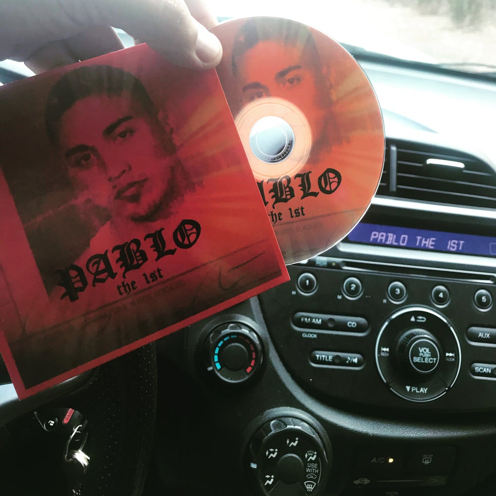 Image of Pablo The 1st CD