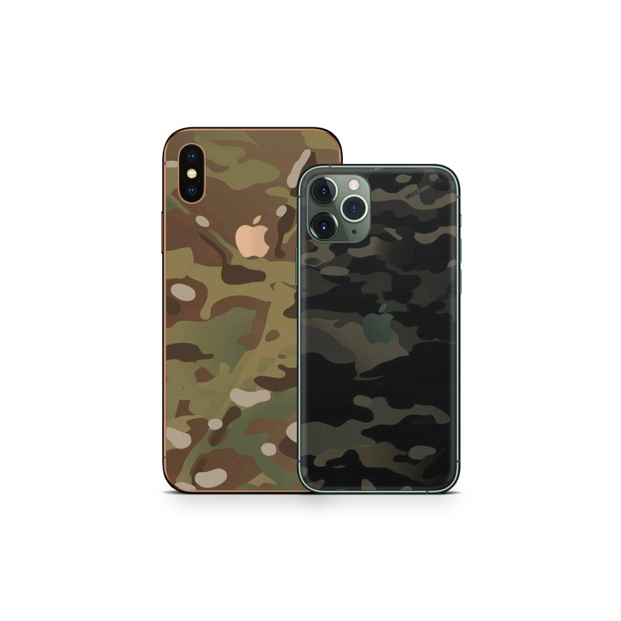 Image of 3M Official Multicam Apple iPhone & iPod Skins