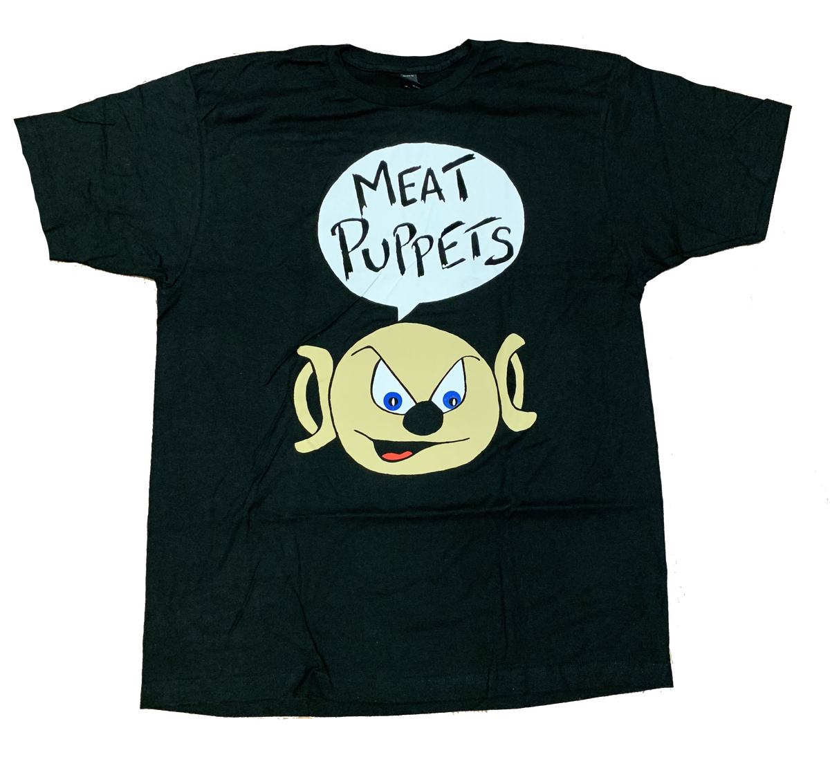 "Image of MEAT PUPPETS ""FUCKO"" T-SHIRT"