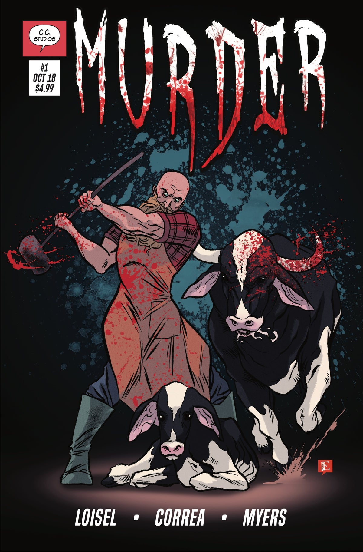 Image of Murder issue 1