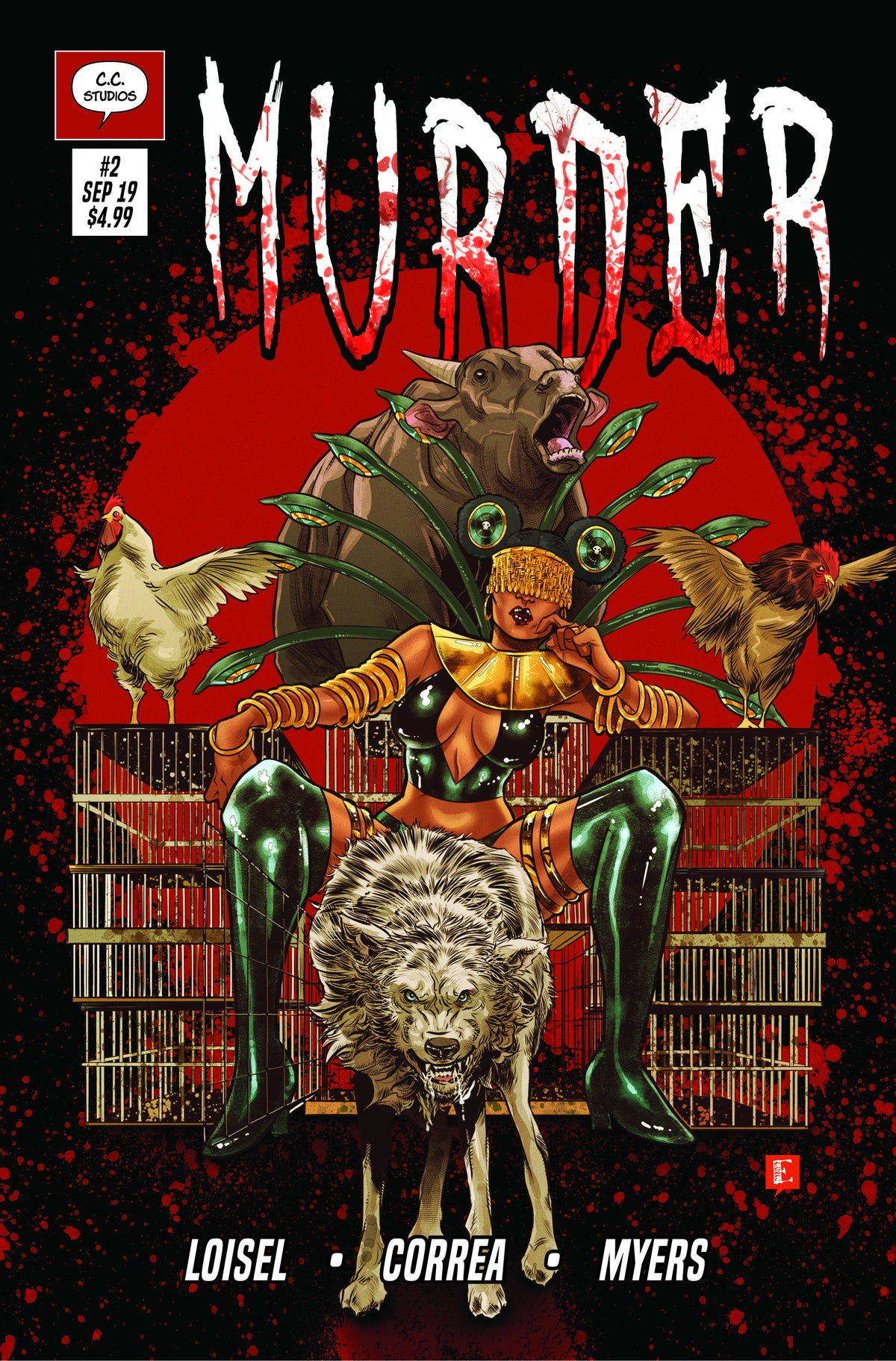 Image of Murder issue 2