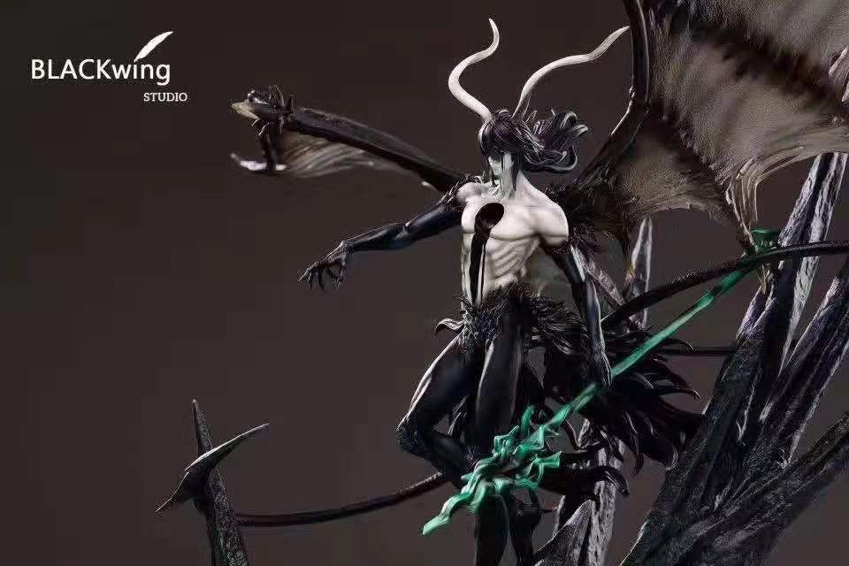 Image of [In-Stock]Bleach BlackWing Ulquiorra 1:6 Resin Statue