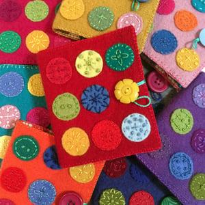 Image of Wool Felt Needlebook Workshop