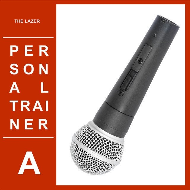 "Image of Personal Trainer - The Lazer / Stormtrooper of the Month 7"" vinyl"