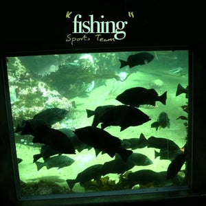 "Image of Sports Team - Fishing 7"" vinyl"