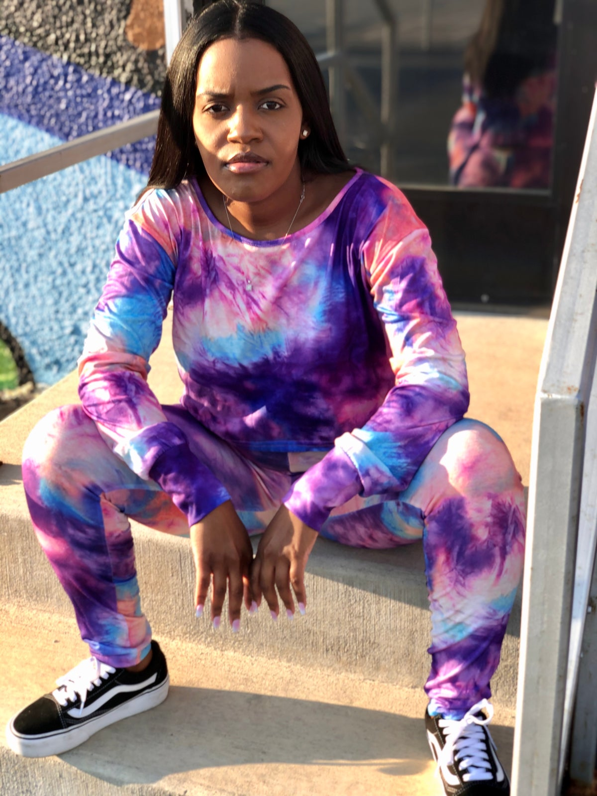 Image of Tye-dye