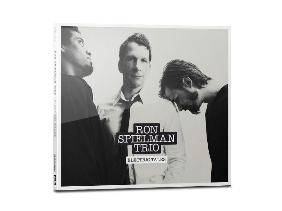 Image of Ron Spielman Trio - Electric Tales
