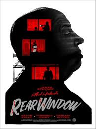 Image of Mondo Rear Window Red Variant