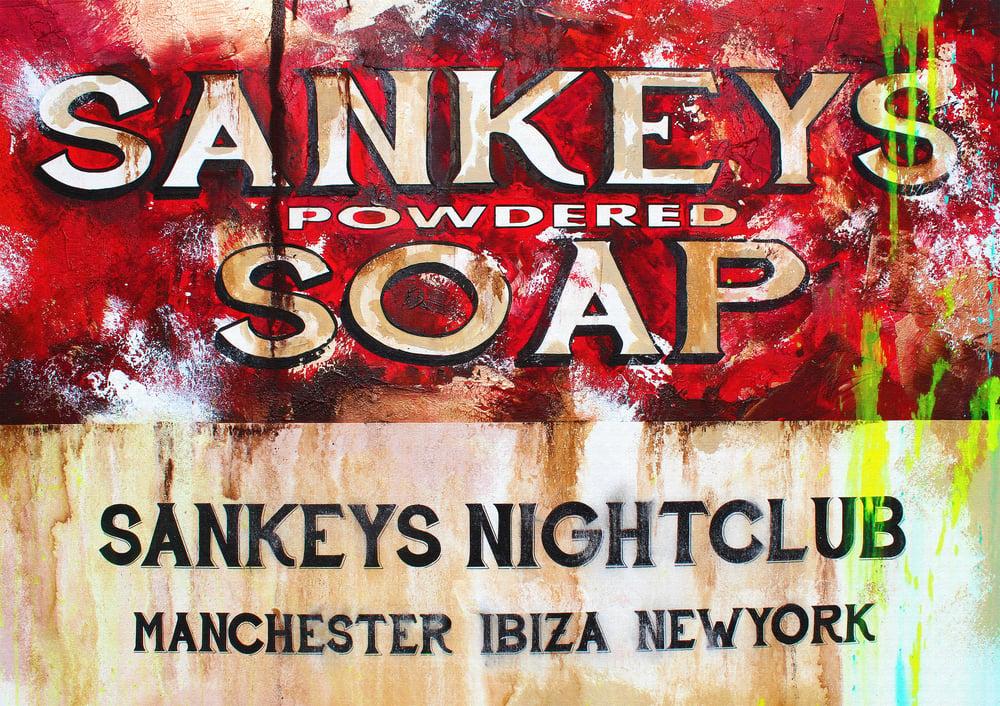 Image of SANKEYS (Limited Edition Print)