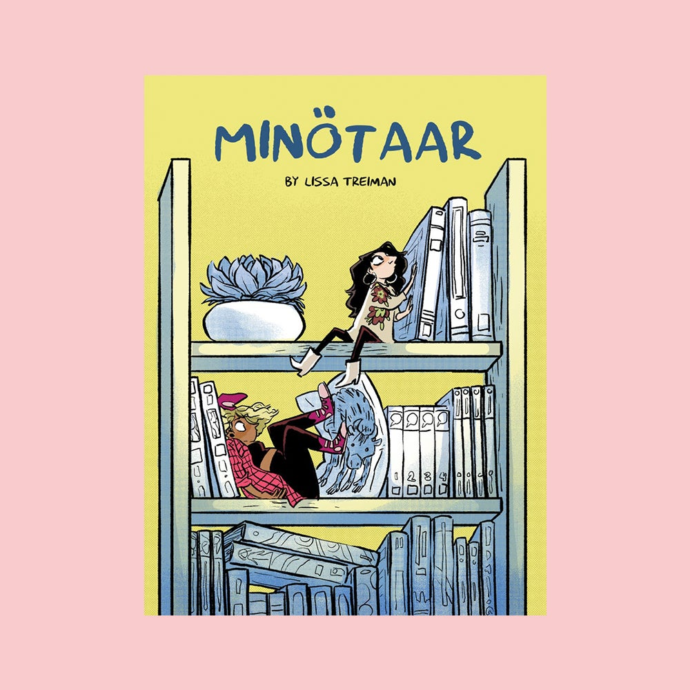 Image of Minotaar by Lissa Treiman