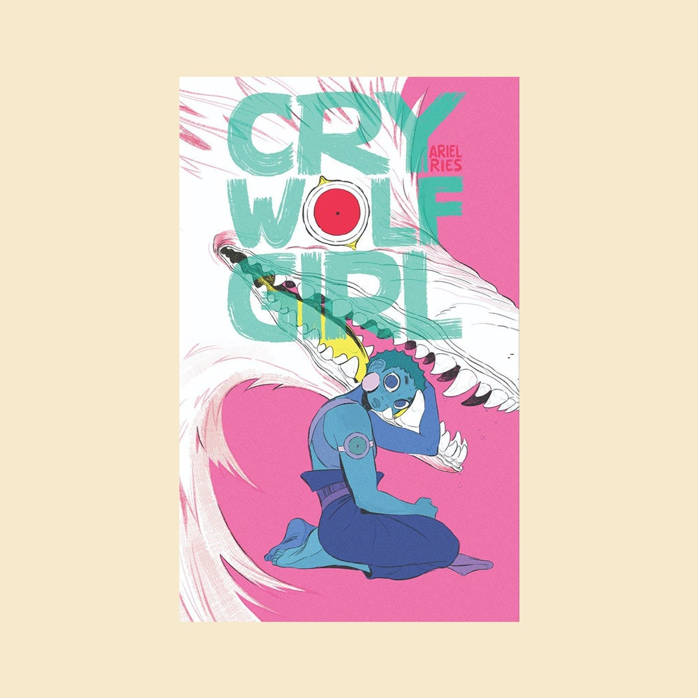 Image of Cry Wolf Girl by Ariel Ries