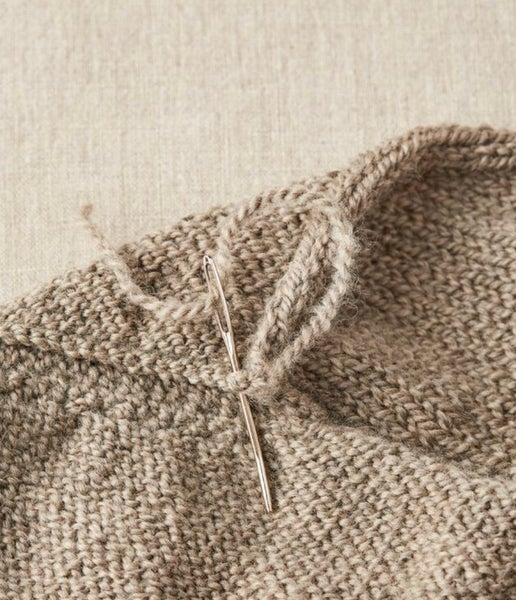Image of Agujas metálicas para coser punto
