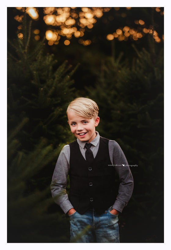 Image of TREE FARM SESSIONS $250