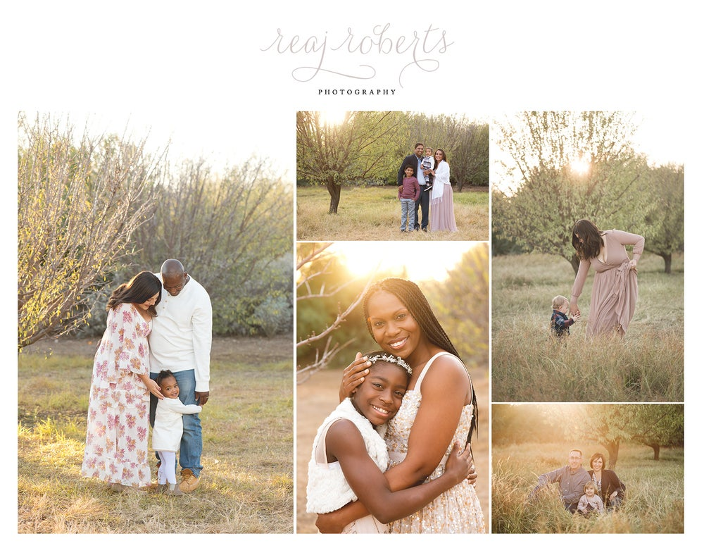 Image of 2019 Fall Sunset Family Portrait Sessions