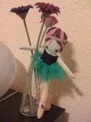 Image of Pretty Ballerina Doll